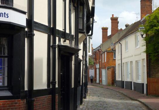 Faversham streets