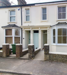property in Faversham